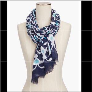 Talbots leafy oasis scarf
